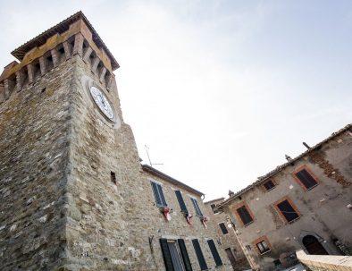 Passignano antiques market