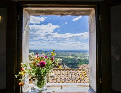 View from Casa Daniela