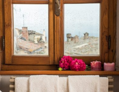 The view from Casa Loggiato