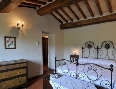 One of the bedrooms in apartmen Luna (unit 2)
