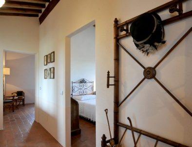 The corridor in apartment Luna (unit 2)