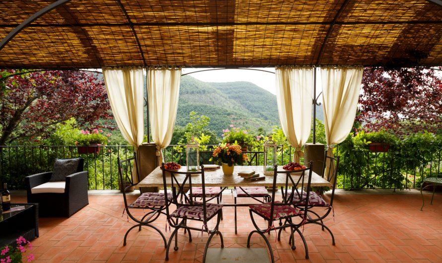 Tuscan villa for rent: Villa Margherita