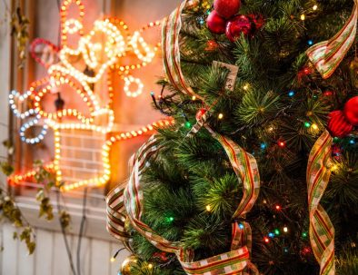 Christmastime in Cortona