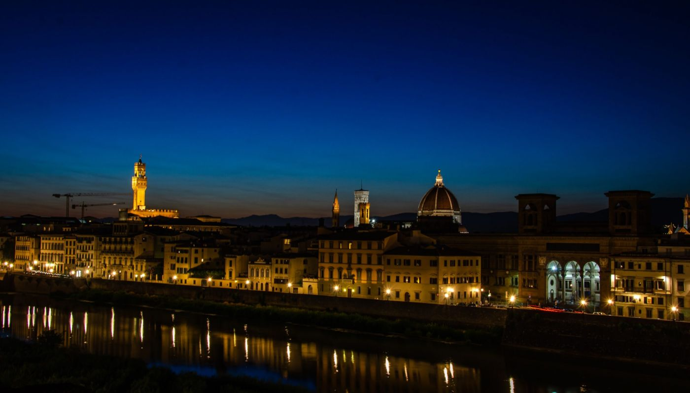 Florence Tuscany legends mysteries
