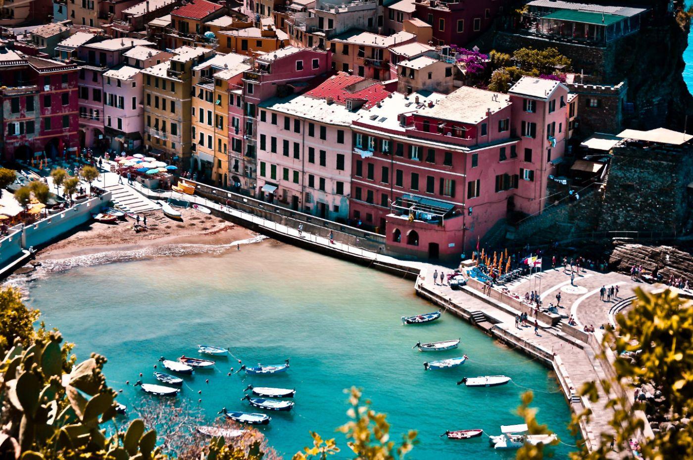 Day trip from Cortona to Cinque Terre